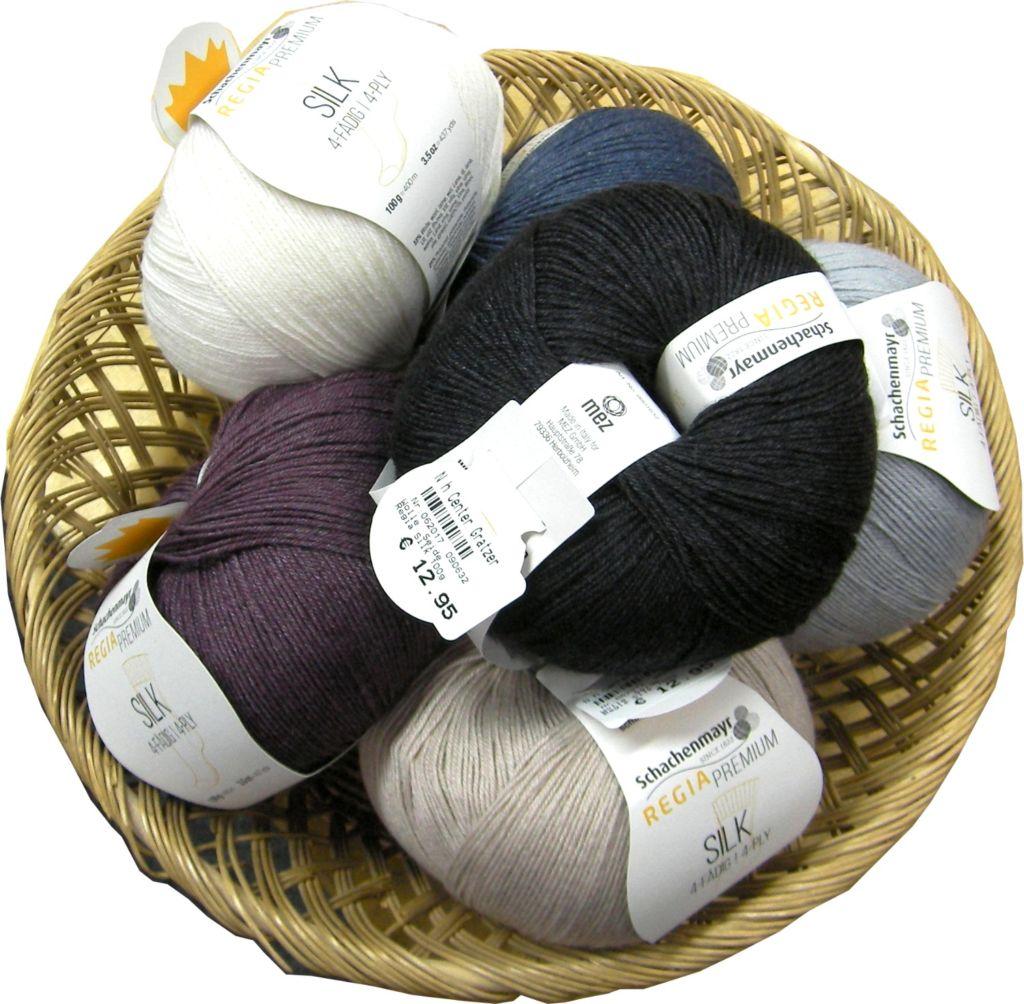 Silk-Regia-Sockenwolle